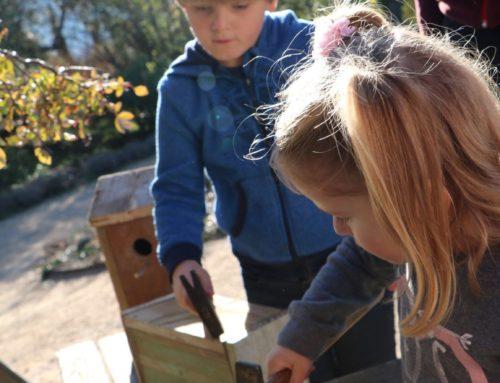 Nouveau : le rendez-vous des petits jardiniers à Valsaintes