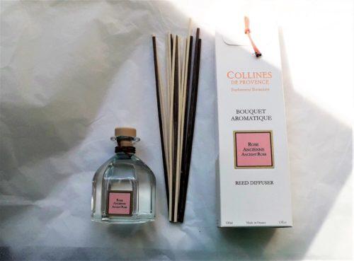 Bouquet aromatique parfum rose ancienne