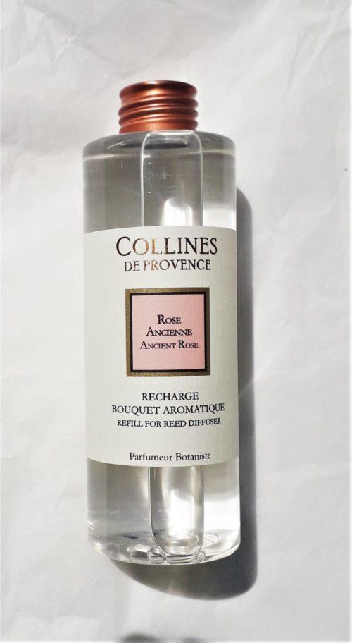 Recharge bouquet aromatique parfum rose ancienne 200 ml