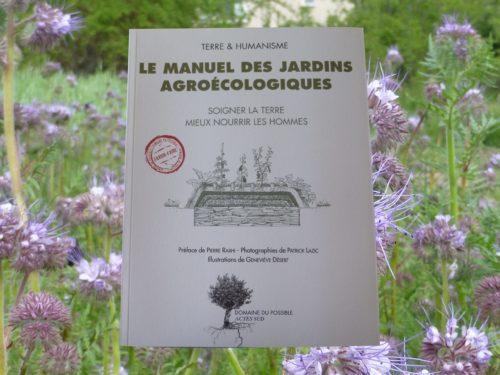 Livre manuel des jardins agro-écologique