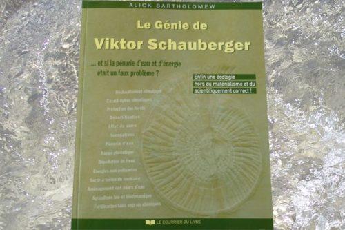 Livre le génie de Viktor Schauberger