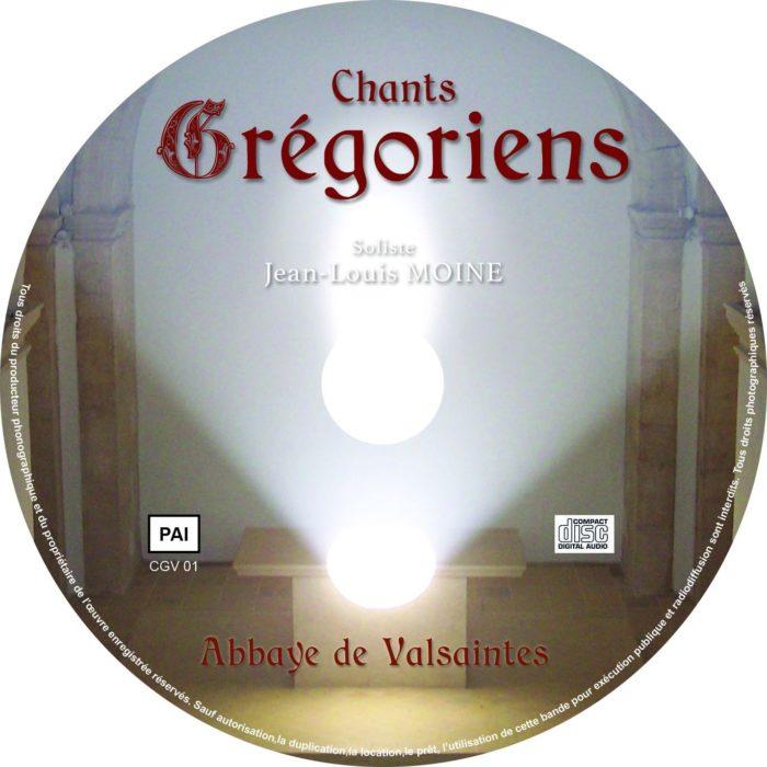 CD CHANTS GREGORIEN JL MOINE