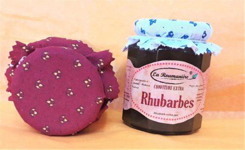 Confiture de Rhubarbes