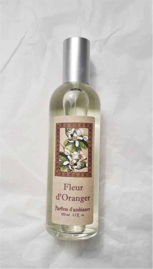 """Parfum d'ambiance """" Fleur d'Oranger """" 100 ml"""