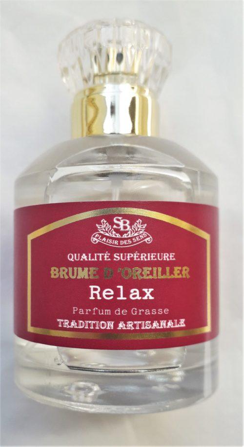 """Brume d'Oreiller """" Relax"""" 50ml"""