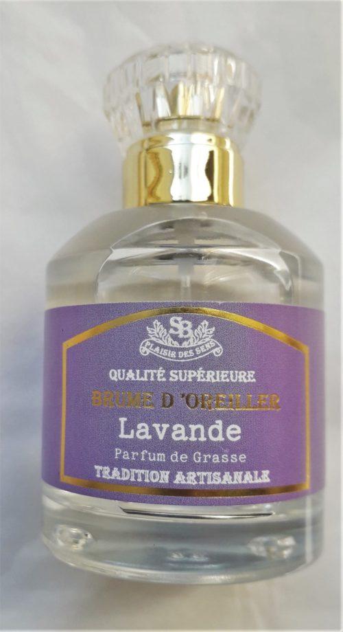 """Brume d'Oreiller """" Lavande"""" 50ml"""
