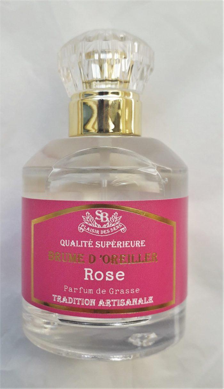 """Brume d'Oreiller """" Rose """" 50 ml"""