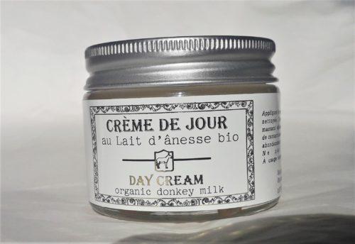 crème de jour au lait d'ânesse bio 40ml