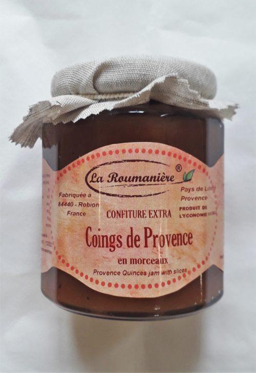 Confiture de Coings de Provence 335g