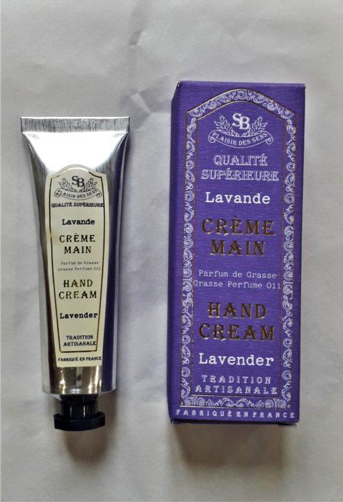 """Crème main """" Lavande """" 30 ml"""