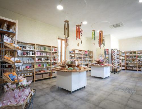 Réouverture de la boutique et du jardin
