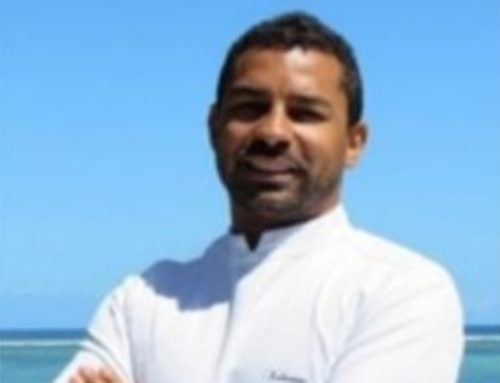 Valentin HERBET, futur chef du restaurant du Jardin de l'abbaye de Valsaintes