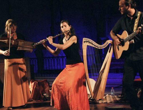 Concert du solstice d'été : I Sentieri