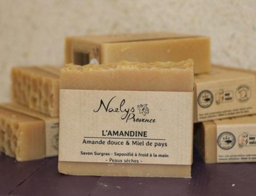 Naelys Provence , nouveau fournisseur de la boutique
